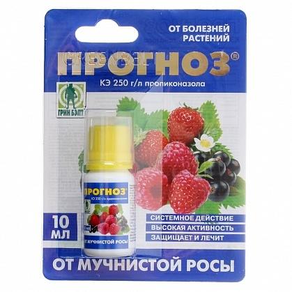 препарат прогноз от мучнистой росы инструкция - фото 2